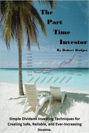 Book Cover for The Part-Time Investor written by Robert Hodges