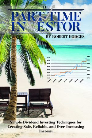The Part-Time Investor written by Robert Hodges - Front Book Cover