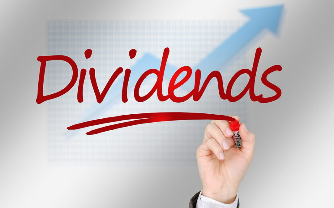 Monthly Dividend Increases (January 2019)